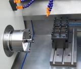 Тип машина шатии рельса CNC300-Y трудный Lathe кровати скоса инструмента