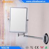 Miroir escamotable cosmétique de femme sèche fixée au mur en gros