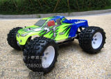 RC Gas Car - 1:8 Scale 21cc Engine Powered 4WD Monster Truck Scale RC Truck Erc087