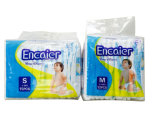 Encaier Quick AbsorptionおよびEconomical PriceのDry Highquality Disposable Sleepy Baby Diaper