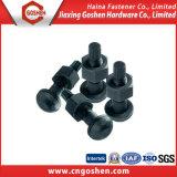 Boulon et noix de haute résistance de rambarde de Gr8.8 HDG