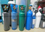 ISO9809 40L Cilinder van uitstekende kwaliteit van het Staal van de Kooldioxide van het Argon van de Stikstof van de Zuurstof van de Hoge druk De Naadloze