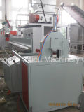 Machine plate en plastique contrainte d'avance de production de pipe de PE de HDPE