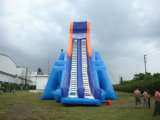 Amusement Parkのための巨大なInflatable Bouncy Slide