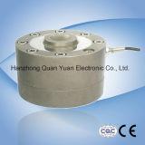 Capteur de pression de piézoélectrique de crêpe de profil bas pour le réservoir/silo/pesage de distributeur (QH-61B)