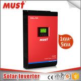 LCD 고주파 MPPT 태양 변환장치 230VAC 50Hz