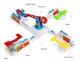 орел 1432223-Children улавливает комплект игрушки игры цыпленка