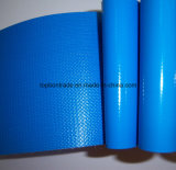 Matériau bleu de bâche de protection de ventes chaudes