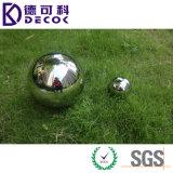 bola de acero 250m m hueco de 50m m 100m m 150m m 200m m para la decoración