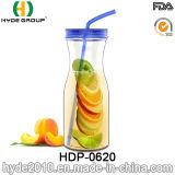 32oz la plastica popolare BPA libera la bottiglia della spremuta, la bottiglia di acqua fresca della spremuta (HDP-0620)