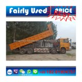 8X4 트럭 덤프의 F3000에 의하여 사용되는 Shancman 덤프 트럭