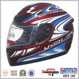 Классический мотовелосипед шлема мотоцикла полной стороны/перекрестный шлем (FL105)