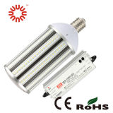 Luz de rua do diodo emissor de luz de um poder superior de 360 graus e do brilho elevado