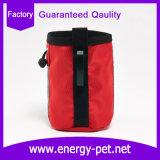 Bolso del convite del perro negro con la bolsa del acoplamiento para la bola o los juguetes
