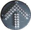 Indicatore luminoso della freccia del LED