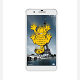 Protector Tempered de plena pantalla del borde duro del Silk-Screen para Huawei Note8