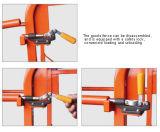 Triplex十分のマストの電気高度の回収器