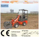 CE Mini Wheel Loader Everun Brand с Floating Function