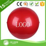 Sfera di forma fisica di yoga con la sfera del PVC della sfera di stabilità di esercitazione stampata marchio