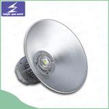 alta luz de la bahía de 30W 50W 100W 150W 200W LED para industrial