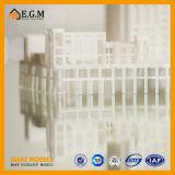 Модели недвижимости ABS высокого качества/архитектурноакустическое модельное /Commercial строя модели/весь вид моделей изготовления/дома знаков