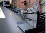 Plattform-Treppe-Aufzug, der gebogene geneigte Platfrom Aufzug