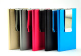 Neue 5000mAh Universal Portable Power Bank mit Gummi-Coated Surface