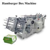 Manual fácil da máquina da cartonagem da alta qualidade da operação (QH-9905)