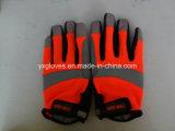 De handschoen-Veiligheid van het werk handschoen-Industriële handschoen-Gewicht Opheffende handschoen-Veiligheid handschoen-Werktuigkundige Handschoen