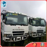 8cylinders utilisé Fuso Mitsubishi (8DC9-diesel engine) Mixer Truck avec Inoxydable-Drum