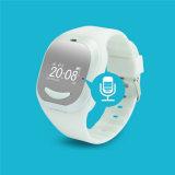 GPS van Gelbert Drijver die de Slimme Mobiele Telefoon van het Horloge voor Jonge geitjes plaatsen