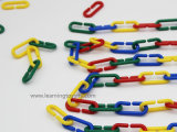 CountingおよびSorting Activityのための教育Toy Plastic Links Chain