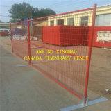 Poste de frontière de sécurité en métal