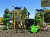 Спортивная площадка детей высокого качества Kaiqi среднего размера (KQ10171A)