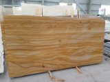 Yellow spagnolo Sandstone per Building Materials
