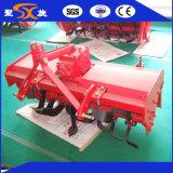 Lavorazione rotativa del trattore di qualità superiore che Stubbling coltivatore con le lamierine durevoli larghe