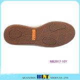 Chaussures de bateau de cuir de nouveau produit