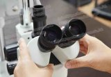 FM-Stl2 급상승 렌즈 0.7X-4.5X 붐은 입체 음향 현미경을 서 있다