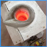 Middelgrote Frequency Induction Melting Furnace voor 10kg Aluminum (jlz-35)