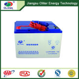 12V 80ah AGM diep-Cycle Solar Power Energy Gel Battery