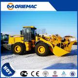Hete Verkoop de Lader XCMG Zl40g van het Wiel van het VoorEind van 4 Ton met ProefControle