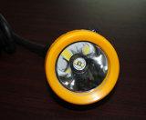 Forte lampada di minatore di luminosità di Gl5-C 15000lux con la batteria 6.6ah