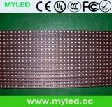 Al aire libre de un solo color P10mm mensaje Pantalla LED para la tienda