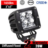 Luz del cubo del LED 3X3 (20W, IP68 impermeable)