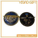 Moneta di oro su ordinazione 3D per i regali di Sovenir (YB-LY-C-01)