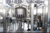 Linha de produção engarrafada automática do óleo