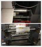 Presse typographique de sac de papier de deux couleurs