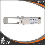 、デュプレックスLCのコネクターホットプラグ対応、40GB/s QSFPのストロンチウムのBiDiのトランシーバ850nm/900nm、MMF 100M