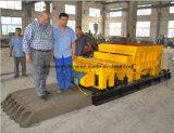 Bloque de cemento prefabricado que hace la máquina