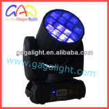 新しいLED 12X10W RGBW 4in1の小型ビーム洗浄移動ヘッドライト